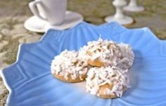 Coconut Cottontail Cookies, substitute almond flour ( nut allergy) with coconut or sorghum flour