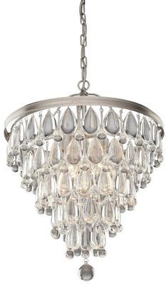 Currey and co product name venus chandelier dimensions 33h x 20rd view the artcraft lighting cl15006 pebble 6 light crystal mini chandelier 18 inches wide at aloadofball Image collections