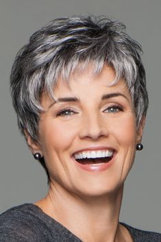 Short Haircuts for Women Over 60 with Thick Hair | The Best Haircuts ...