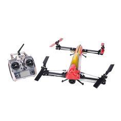 WLtoys V383 500 Electric 3D 2.4G 6CH RC Quadcopter | Redlineremotecontrol.com