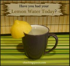 Here are some of the benefits of lemon water. Then, I'll tell you why I drink warm lemon water every morning and the results I have personally witnessed.