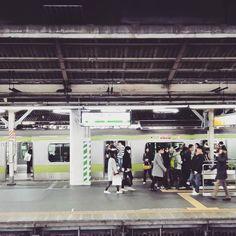 #yamanote #tokyo #train