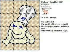 PILSBURY DOUGHBOY TISSUE BOX COVER by CYNDI VELASQUEZ 1/1