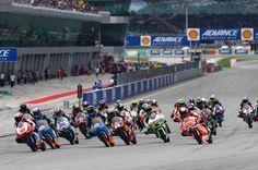 Gran Premio de Malasia de Moto3. 2013