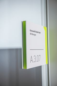 Complete wayfinding system & environmental graphics in Silesian Museum in Katowice Hotel Signage, Office Signage, Environmental Graphic Design, Environmental Graphics, Office Door Signs, Ada Signs, Architectural Signage, Wayfinding Signs, Sign System