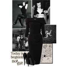 Vampira by beatrizrs19 on Polyvore featuring Pied a Terre, Giuseppe Zanotti and Restoration Hardware