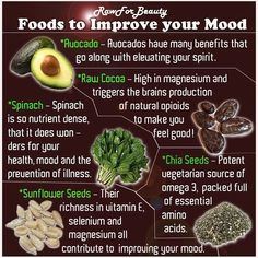 Food To Improve Your Mood food happy happiness emotions healthy food mental health self improvement self help emotional health good to know