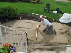 curved, flagstone, concrete patios - new england hardscapes inc in ... - Outdoor Patio Designs On A Budget