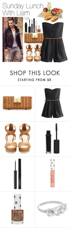 """""""Sunday Lunch With Liam"""" by onedirectionimagineoutfits99 ❤ liked on Polyvore featuring J.Crew, Pull&Bear, Topshop and Payne"""
