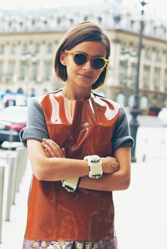 Miroslava Duma | Petite Fashion Icon