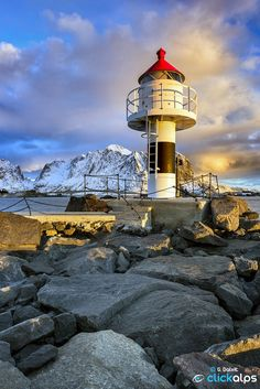 The Norwegian little Lighthouse by Giorgio Dalvit on 500px