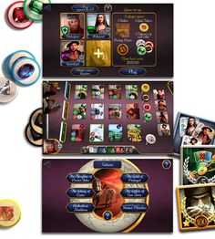 Splendor is available now on Apple iPhone and iPad appstores and Android! In this truthful adaptation of Space Cowboys' board game, players assule the roleof wealthy Renaissance merchants, exploiting mines and caravans, hiring craftsmen and leveraging their influence with the nobility. The goal is to acquire the greatest wealth and become the most popular merchant. The player with the most prestige points wins the game!