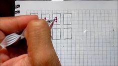 """Decoración de uñas Básico """"técnica de puntos y lineas"""""""