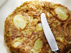 Espanjalainen munakas eli perunatortilla - Reseptit
