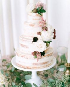 Naked Cakes & Freie Trauung: Das sind DIE Hochzeitstrends 2016