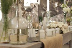 boda, vintage , camino de mesa yute, centro de mesa, novios   www.merezzco.com
