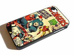 THE AVENGERS CAPTAIN AMERICA (NDR) - iPhone 4