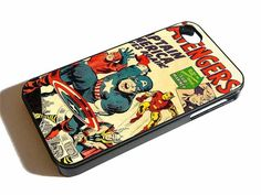 THE AVENGERS CAPTAIN AMERICA (NDR) - iPhone 4