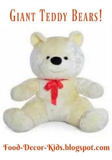 Cute Big Teddy Bear