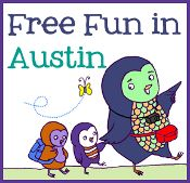 Your complete guide to FREE summer fun in Austin! This page lists the free movies, free plays, free pools, free splash pads, free camps and more - current links for summer 2012.