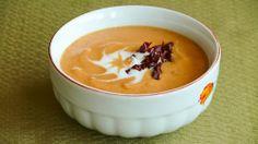 Soupe aux lentilles rouges - mercimek çorbasi (Turquie)