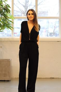 KAMILLA BUKSEDRESS Spandex, Jumpsuit, Dresses, Fashion, Overalls, Monkeys, Gowns, Moda, La Mode