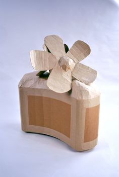 Cardboard prototype of Daisy perfume by Marc Jacobs