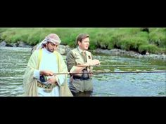 Salmon Fishing In The Yemen - Official TIFF Clip 1