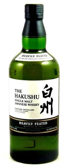 The Whisky Shop - Hakushu Heavily Peated Single Malt - Very Rare!, $500.00 (http://www.whiskyshopusa.com/hakushu-heavily-peated-single-malt-very-rare/)