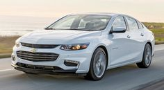 2018 Chevrolet Malibu Preview, Pricing, Release Date, Design, Performance - TheCarMotor