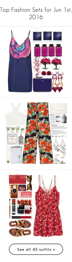"""""""Top Fashion Sets for Jun 1st, 2016"""" by polyvore ❤ liked on Polyvore featuring Mara Hoffman, Daum, Polaroid, Lux-Art Silks, Mulberry, Bionda Castana, polyvoreeditorial, licethfashion, BCBGMAXAZRIA and Style & Co."""