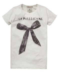Love it simply because it has a bow and it has French on it. Adorable.