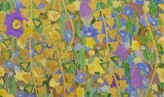Gustav Klimt,The Kiss, 1908 (With details) Monet, Image Theme, Vienna Secession, Most Famous Paintings, Flower Close Up, Square Canvas, Gustav Klimt, Gold Texture, Face Art