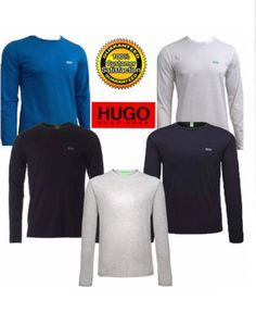 6e50c5c80 Top Trends Top Brands Bigger Promotions. New Hugo Boss Polo Men's Crew Neck  Long Sleeve