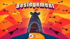 Besiegement on Behance