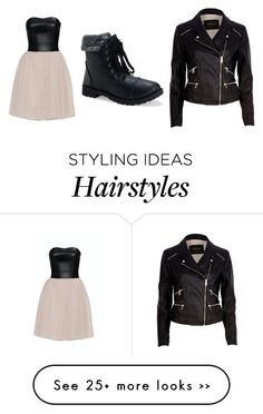 """Hair in a bun!!"" by williammatherneiphonedeclineno on Polyvore featuring Aéropostale and River Island"