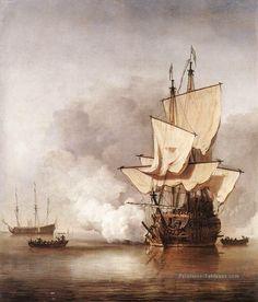 Marine de van de Velde