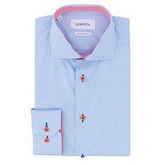 Crediton Blue Men's Shirt
