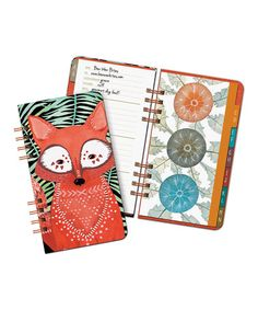 Love this Woodland Creature Password Log Book by Studio Oh! on #zulily! #zulilyfinds