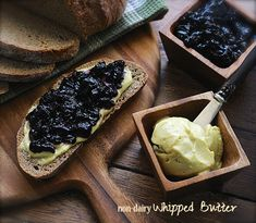 Non-Dairy Whipped Butter