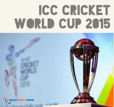 ICC Cricket World Cup 2015 & Team India Icc Cricket, Cricket World Cup, Social Media Trends, India, Goa India, Indie, Indian