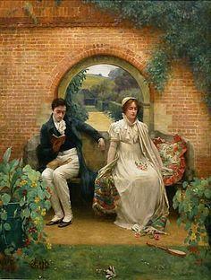 Character Visualization: Howard and Ella Hastings (Married by Walter Sadler)