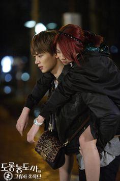 Salamander Guru (korean Drama)  Nice Drama, really different.