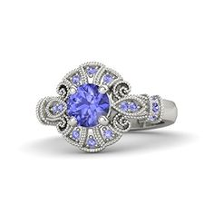 1.39 Carat Tanzanite 14K White Gold Plated Solitaire Disn... https://www.amazon.com/dp/B01GL2TZN8/ref=cm_sw_r_pi_dp_8dpFxbG6HFPR2
