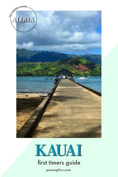 Tons of great tips to make the most of your visit to Hawaii's Garden Island. #kauai #hawaii #travel