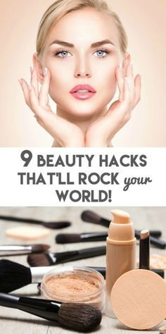 Beauty Hacks you will want to know!!! SO SMART!