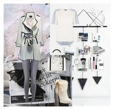 """Autumn Day"" by oksana-kolesnyk ❤ liked on Polyvore featuring Chanel, Prada, Casetify, NOVICA, Jennifer Lopez, Breda, Clinique, Kate Spade, Christian Dior and Warehouse"