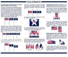1000 images about boy scouts on pinterest cub scouts for Flag etiquette at home