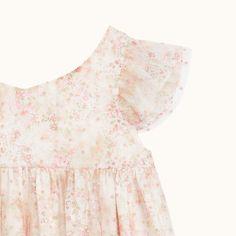 Motif Liberty, Liberty Print, Gold Dress, Pink Dress, Neon Rose, Ceremony Dresses, Nude Color, Timeless Elegance, Beautiful Dresses
