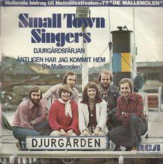 """Small Town Singers - """"Äntligen har jag kommit hem"""", swedish version of """"De mallemolen"""", the dutch entry for the Eurovision Song Contest 1977 by Heddy Lester"""